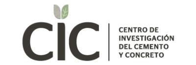 Centro de Investigación del Cemento y Concreto