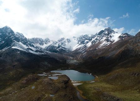 Seguridad del agua y cambio climático Adaptación en cuencas fluviales alimentadas por glaciares peruanos (RAHU)
