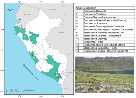 Curso en identificación y formulación de proyectos de recuperación del servicio ecosistémico de regulación hídrica
